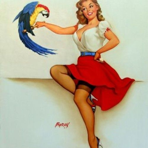 12 besten Songs from Art of the PinUp Girl Bilder auf Pinterest