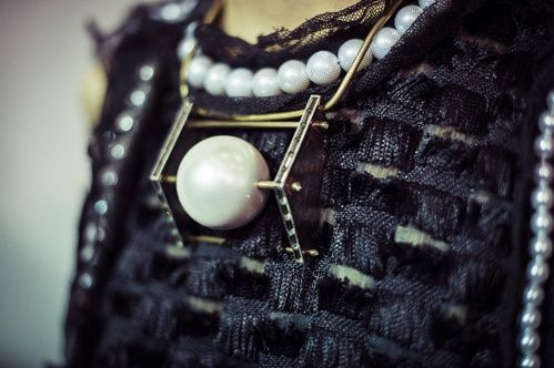 Spring/Summer 2015 Trend Accessories - Fashion is Passion - LANVIN pearls