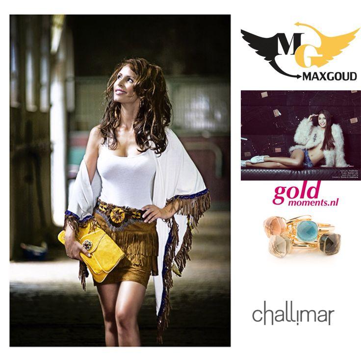 http://www.goldmoments.nl/nl/challimar-challimar-tuniek-groen.html #challimar #mode #fashion #goldmoments
