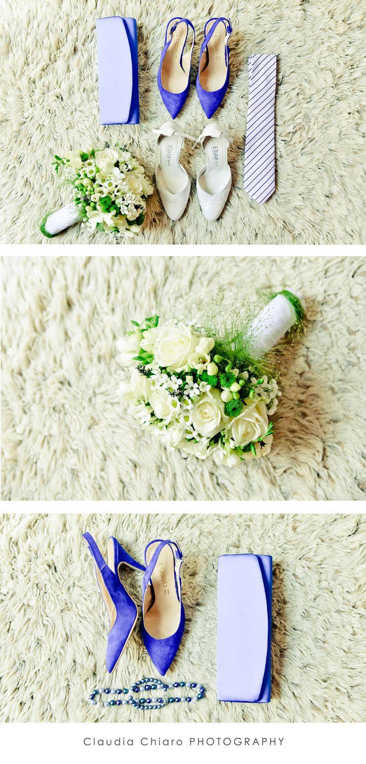 Tutto pronto per la sposa!!! Wedding Reportage