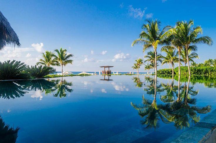 Гранд Велас Ривьера-Майя - тропический рай на побережье Карибского моря! http://rivieramaya.grandvelas.com/russian/
