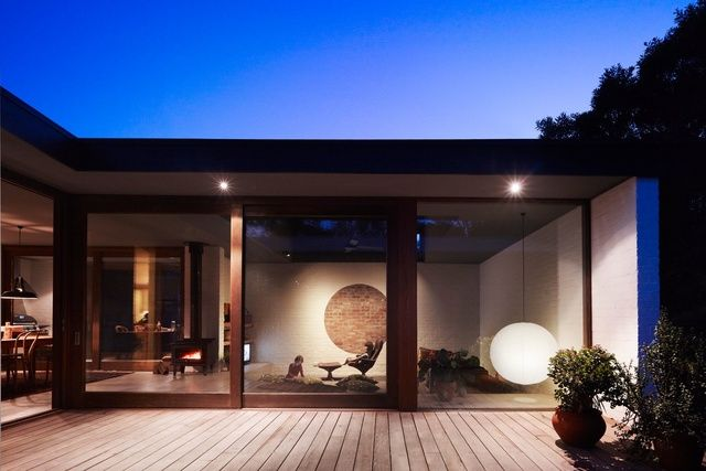 Merricks Beach House | ArchitectureAU