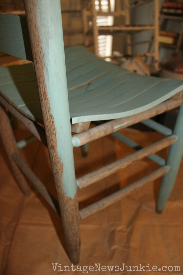 Painted ladder back chairs - Find This Pin And More On Painting Green Yellow Ladder Back Chair