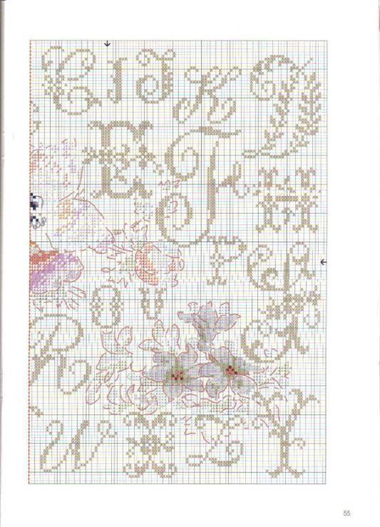 Gallery.ru / Фото #47 - DFEA HS 25 Lettres Anciennes. - fialka53