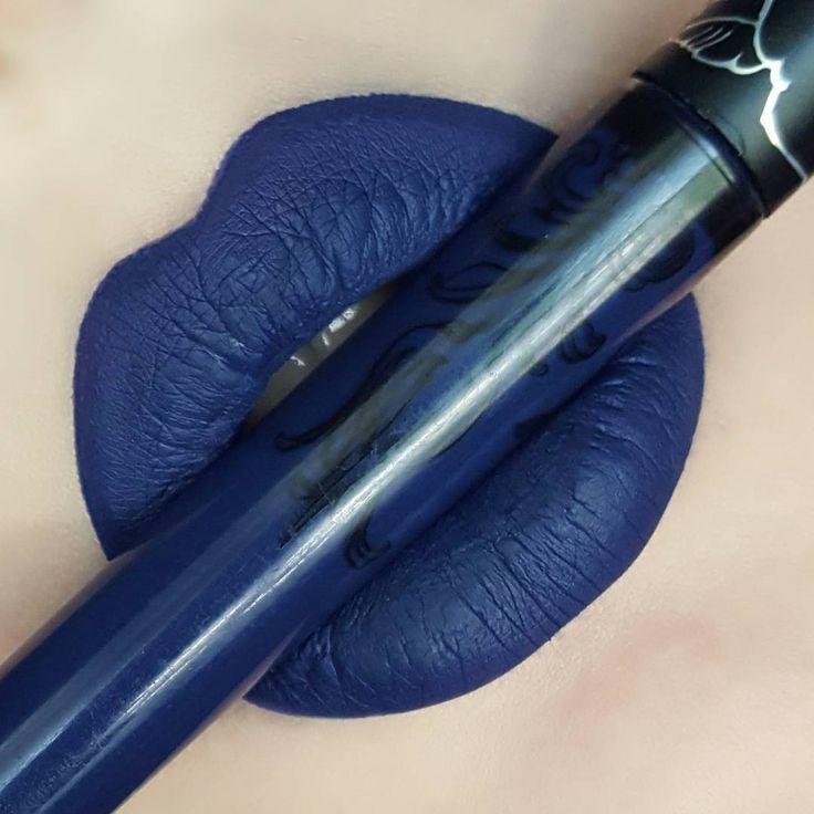 Kat von D Everlasting Love Liquid Lipstick :: ECHO