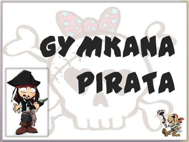 Gymkana pirata                                                                                                                                                                                 Más