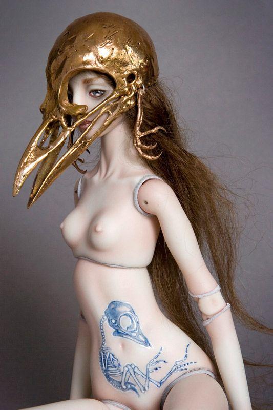 Predator by Marina Bychkova