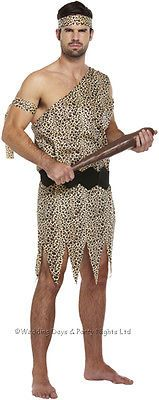 #M/l/xl caveman costume cave man stag night halloween mens #fancy dress #outfit,  View more on the LINK: http://www.zeppy.io/product/gb/2/310862513703/