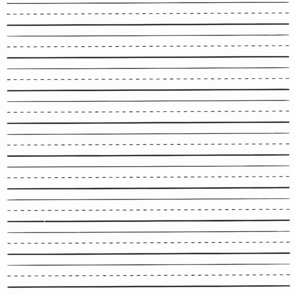 Free Printable Lined Paper Elegant Kids Free Printable Kindergarten Writing Paper Handwriting Paper Printable Handwriting Paper Handwriting Paper Kindergarten