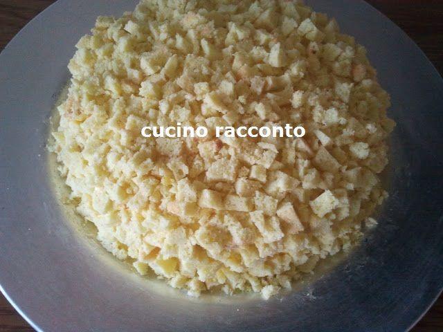 ------------  Cucino e Racconto------------: Torta Mimosa
