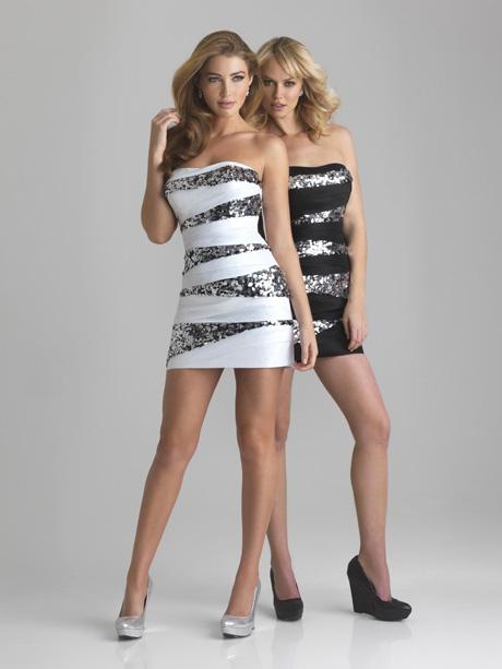 #NightMovesProm 6640 Fabulous #Homecoming #Dresses #IPAProm