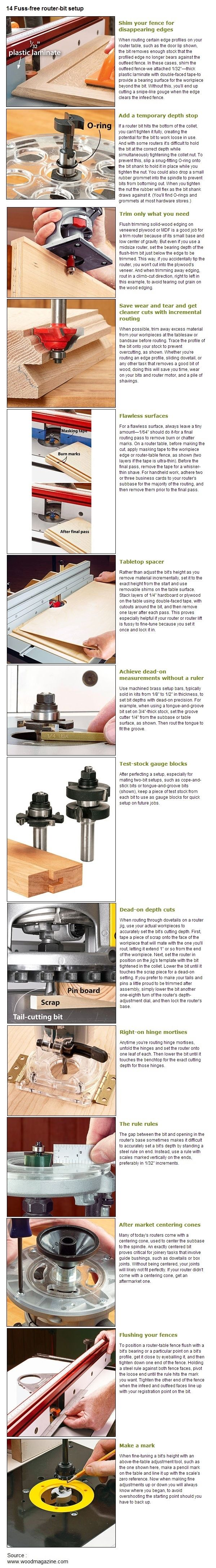 327 best router table and jigs images on pinterest router table 14 fuss free router bit setup keyboard keysfo Images