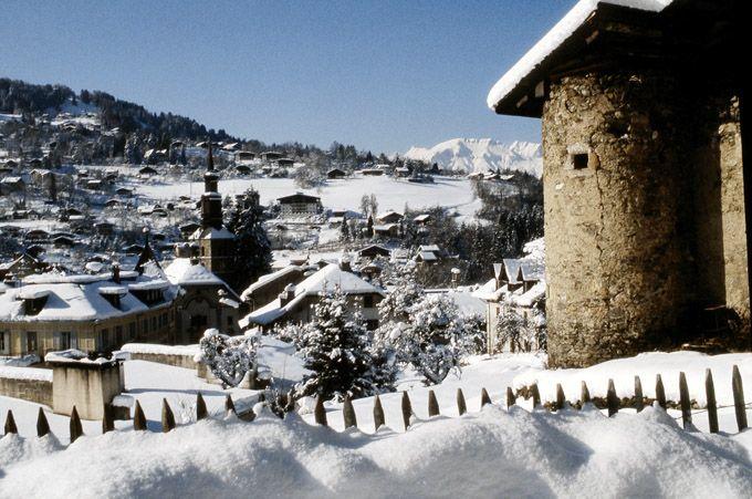 Saint Gervais - Village