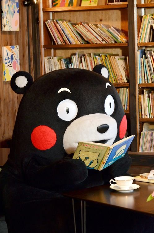 Colour 2: kumamon(the official mascot of Kumamoto Prefecture, Japan), くまモン.   Happy bday to me!!!!