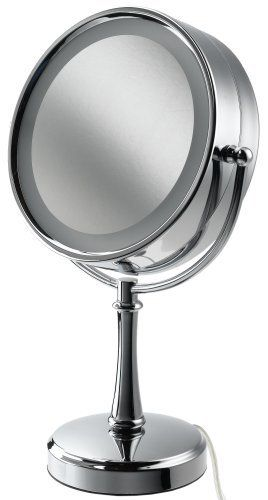 25 best ideas about lighted makeup mirror on pinterest mirror vanity makeup vanity tables. Black Bedroom Furniture Sets. Home Design Ideas