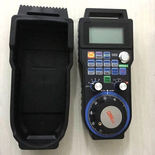 Generation Mach3 4 Axis <b>Wireless CNC</b> pendant <b>handwheel</b> from ...