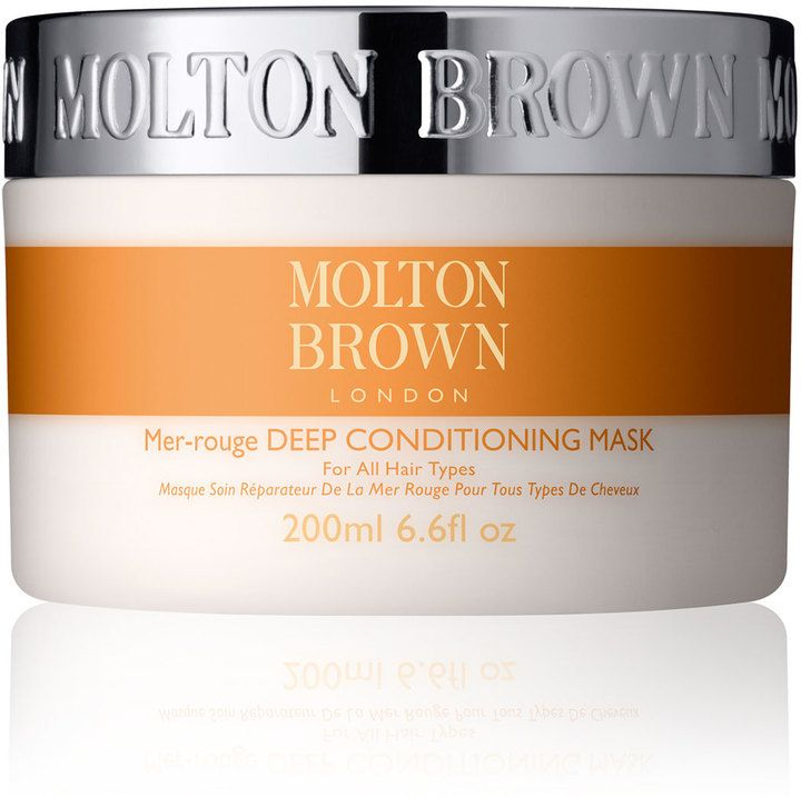 Molton Brown Mer-rouge Deep Conditioning Mask For All Hair Types on shopstyle.com