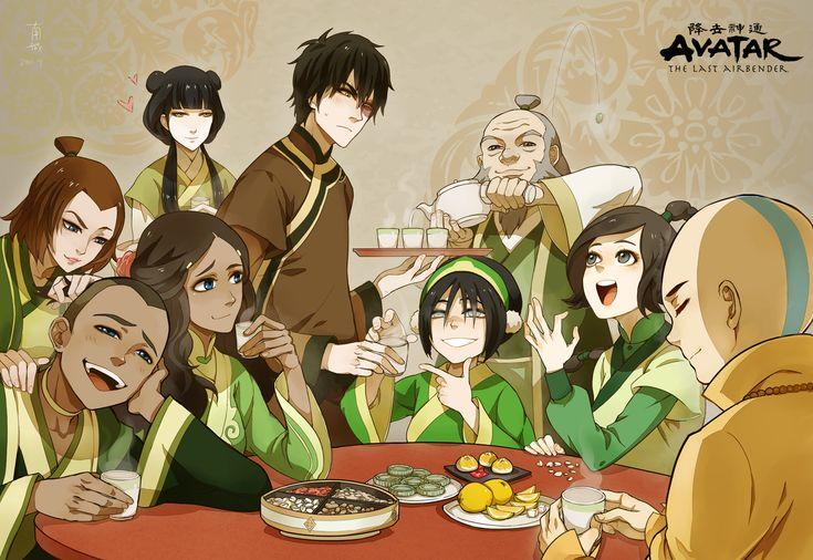 Avatar – der Herr der Elemente ♥ ♥ Hachja, Kindheit … tolle Geschichte und liebenswerte Charaktere, was will man mehr^^; Status: abgeschlossen