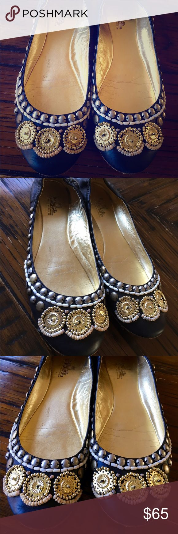 Belle by Sigerson Morrison embellished flats 38/8 These are gently used Belle by Sigerson Morrison flats with gorgeous embellishments. Gently worn, the only real signs of wear are on the bottom of the shoes. Look so beautiful with a flowy dress or skinny jeans. Belle by Sigerson Morrison Shoes Flats & Loafers
