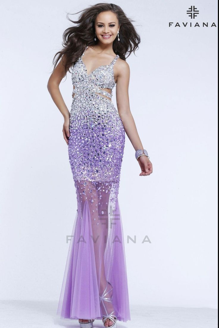 Mejores 18 imágenes de Prom Dresses en Pinterest | Vestidos bonitos ...