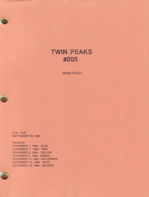 twin peaks, salmon