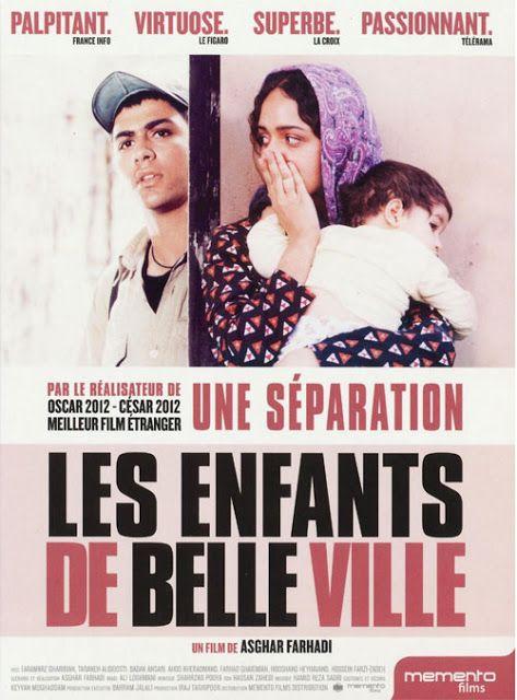 Free-to-download: Les enfants de Belle Ville par Asghar Farhadi