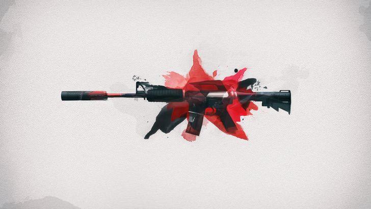 Glorious 1080p CS:GO gun wallpapers