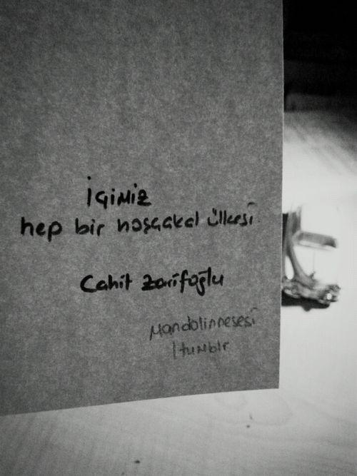 #poet #şiir #cahit zarifoğlu