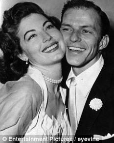 Ее путь: Ава Гарднер с третьим мужем Фрэнком Синатрой