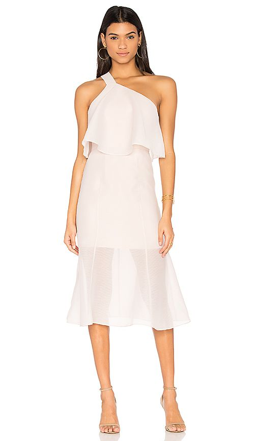 Shop for keepsake Float Midi Dress in Oyster at REVOLVE. Free 2-3 day shipping and returns, 30 day price match guarantee.