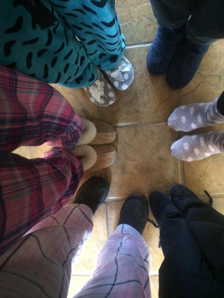 At the FX foster home for a pajama party for Mandela Day. Picture: @ElizabethLMing