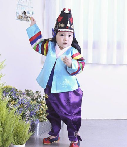 HANBOK 1st Birthday Dolbok 3044 Korean Traditional Korea
