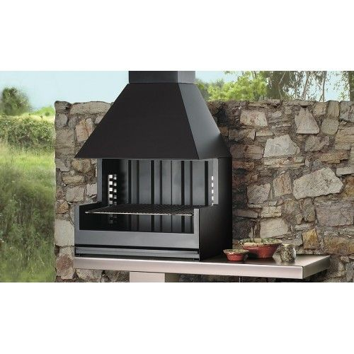 52 best Barbecue images on Pinterest Outdoor kitchens, Bar grill - beton cellulaire exterieur barbecue