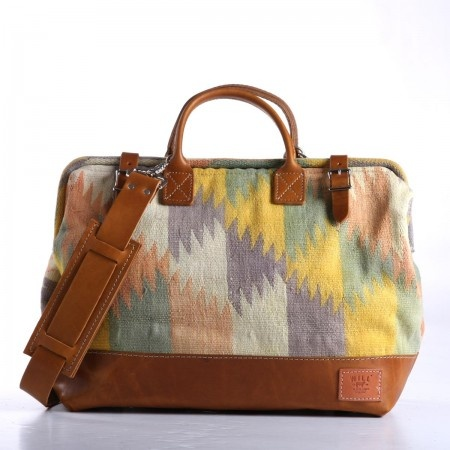 Will Leather Goods dhurrie bag