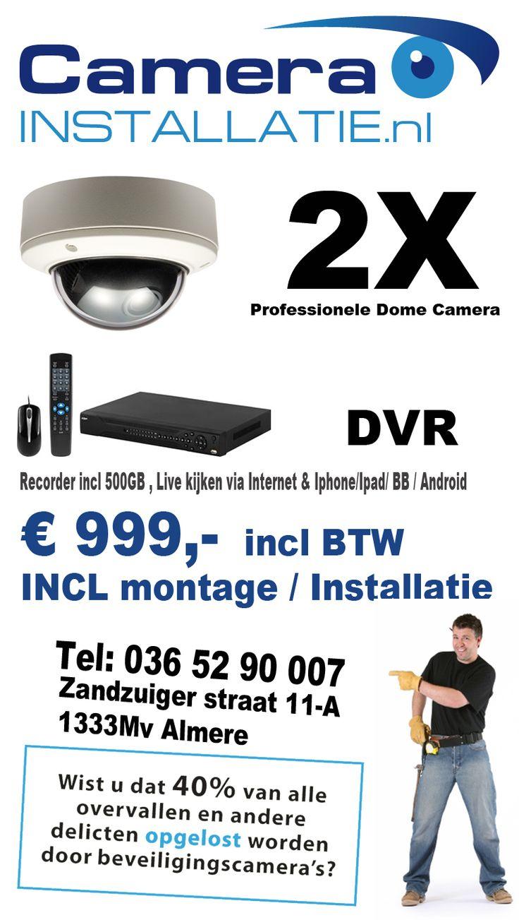 Camera Installatie.nl