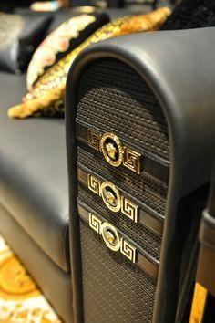Versace Home | Details abitareusa.com