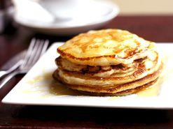 Amerikanska pannkakor med vispad ricotta (kock Elisabeth Johansson)