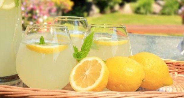 citroenwater gezond
