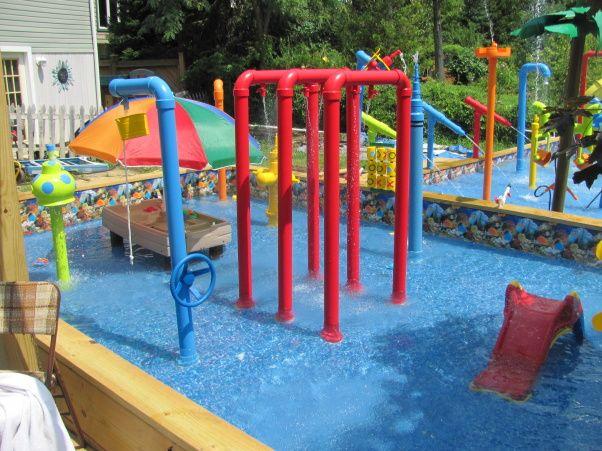 residential waterpark water park waterpark residential backyard