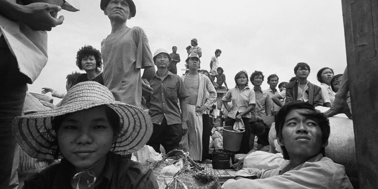 Untold Stories Of The Vietnamese Boat People | The Huffington Post