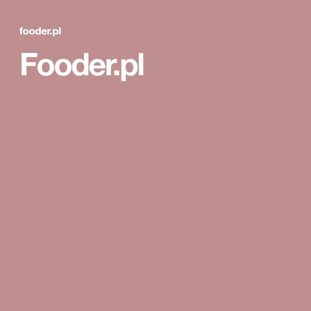Fooder.pl