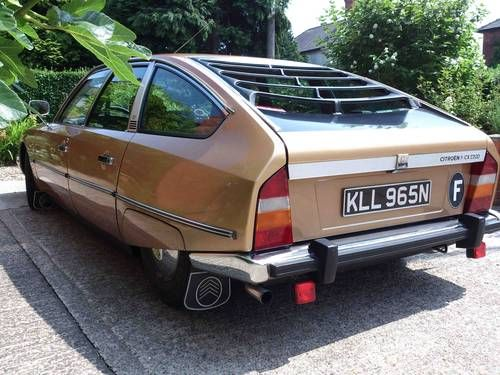 CITROEN CX 2200 Series 1 For Sale (1975)