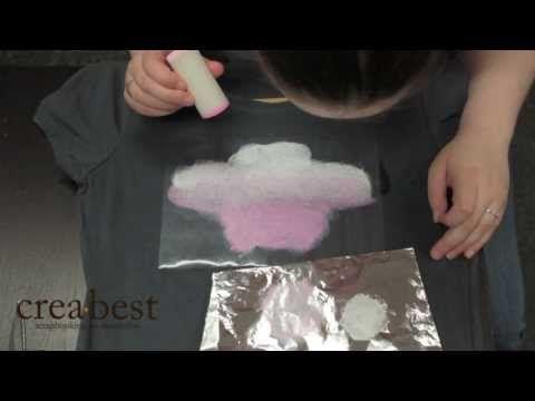 Silhouette Vrijdag: Geboortekaartje - YouTube