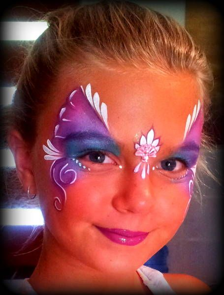 Kids Birthday Party Ideas  Face Painter Fairy Floss G Tattoos