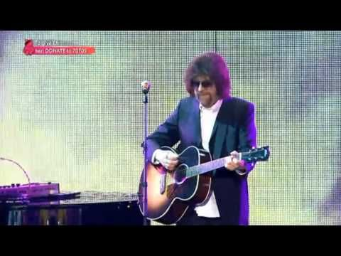 "▶ Jeff Lynne of ELO Live at ""Children in Need Rocks 2013"" concert FULL - YouTube"