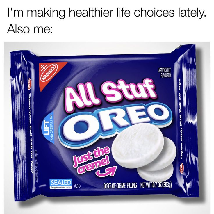 This is why April Fools' Day ends friendships and tears families apart. And it's all thanks to artist Adam Padilla, who first designed the cookie-less oreo package.