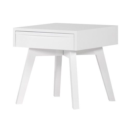 Small White Gloss Bedside