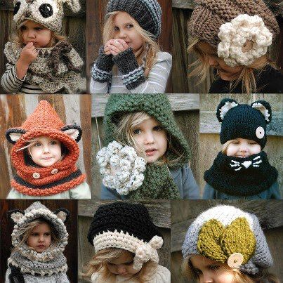 Can someone who knows how to knit make these please... :)