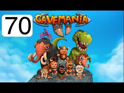 Cavemania - Level 70 (No Boosters walkthrough on iPad) by edepot #cavemania #cavetips #usergenerated