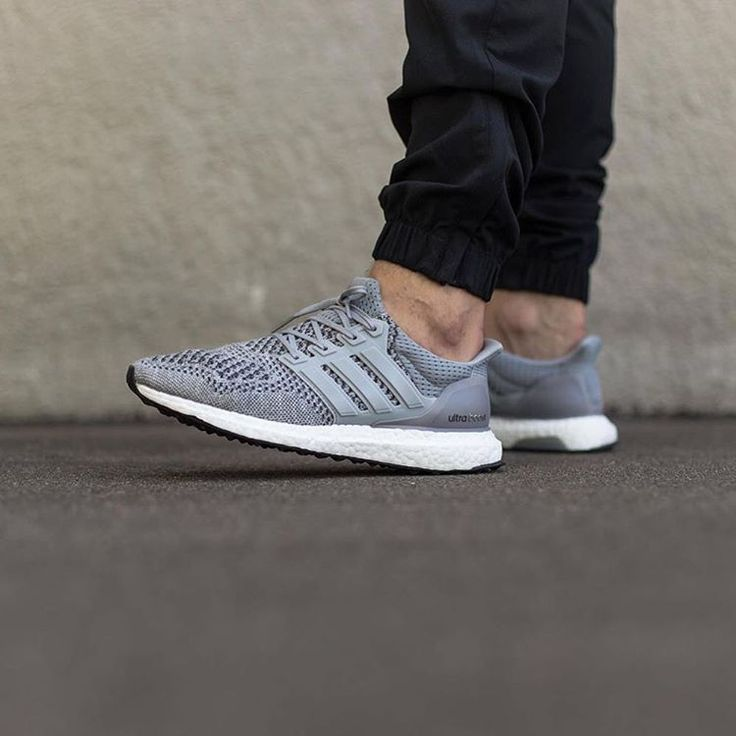 Adidas Ultra Boost Chalk On Foot